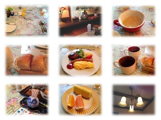 ワンモアタイム朝食