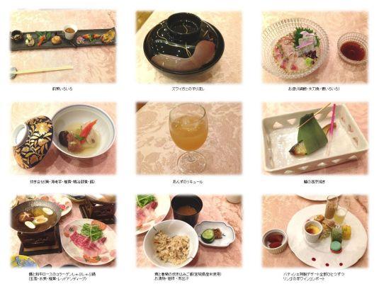 マイユクール夕食2014.12.30