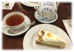 椿屋珈琲みたらしホワイトチョコタルト