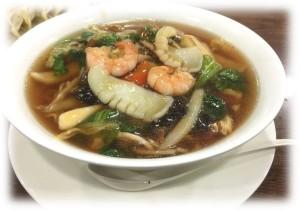 広東麺醤油