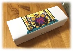 三原堂端午の和菓子1