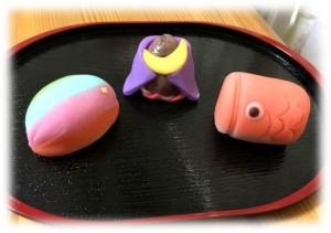 三原堂端午の和菓子2