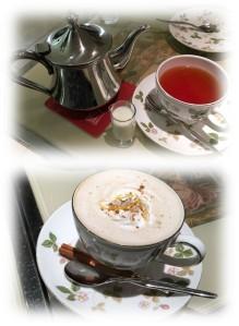 珈琲貴族tea